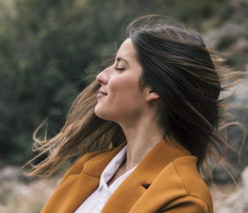 Coaching van stress gerelateerde problemen. Je adem is een indicatie van je gezondheid en stress niveau.