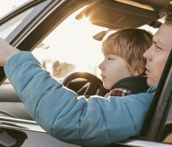 Weer genieten van het gezinsleven dankzij ontspanning en minder stress.