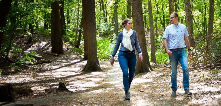 Wandelen is goed voor onze mentale gezondheid. Ook helpt wandelen om even helemaal los te komen van je privé- of werkomgeving.