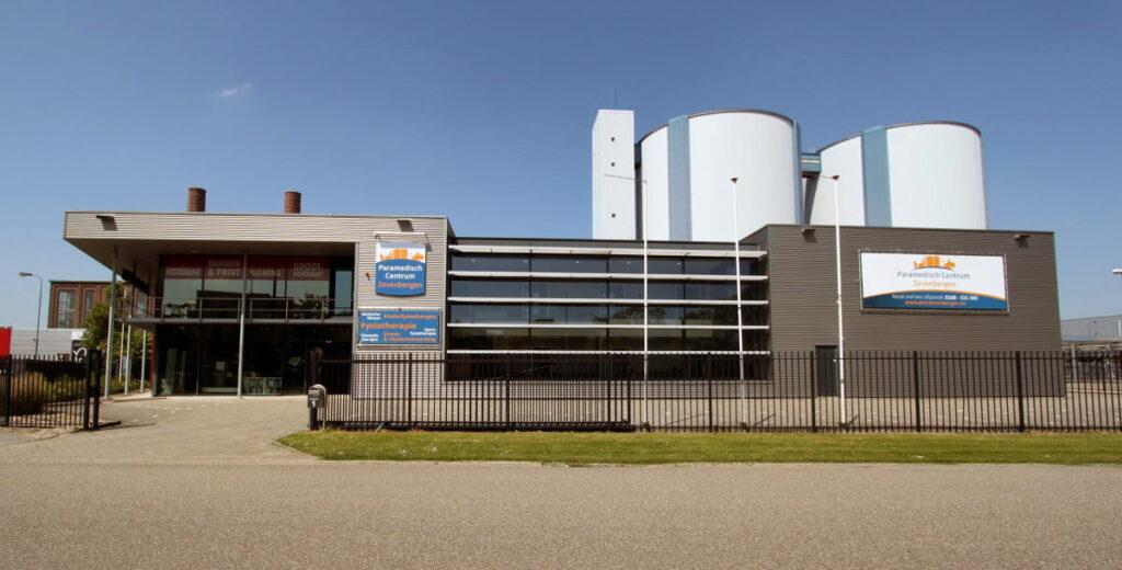 Praktijkruimte HeartState is te vinden bij het Paramedisch Centrum Zevenbergen - PMC Zevenbergen op de Campagneweg 1.