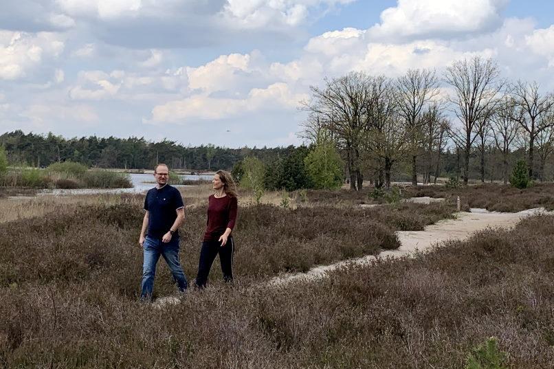 Wandelcoaching in de regio Breda, Zevenbergen, Moerdijk. Gesprekken in de natuur maken de coaching bijzonder en effectief.